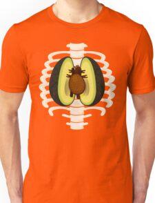 Avocado Anatomy Unisex T-Shirt