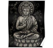 Zen Silver, Buddha 1 Poster
