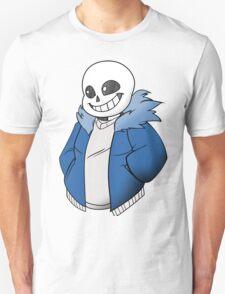 Undertale Sans Colored Unisex T-Shirt