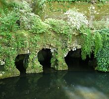 WATER CAVES by Marilyn Grimble