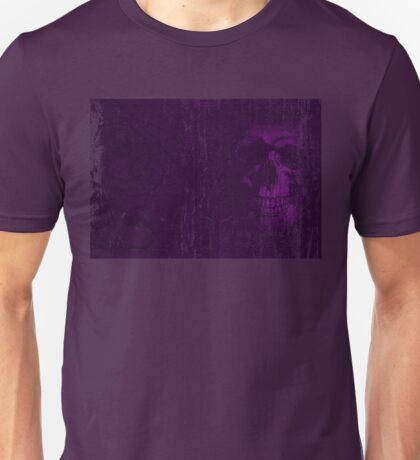 Purple Decay Unisex T-Shirt