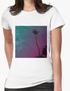 The Palm 2011 Womens Fitted T-Shirt