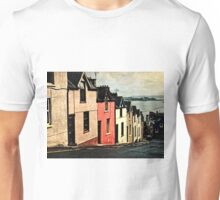 Colorful Houses Unisex T-Shirt