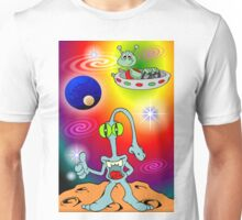Alien Cartoon Unisex T-Shirt