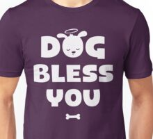 Dog Bless You, Amen! Unisex T-Shirt