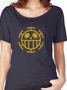 One Piece - Law Symbol Women's Relaxed Fit T-Shirt