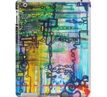 Emergent Order iPad Case/Skin