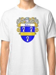 Baker Coat of Arms/ Baker Family Crest Classic T-Shirt