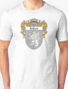 Ballard Coat of Arms/ Ballard Family Crest Unisex T-Shirt