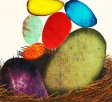 My Colorful Bird Babies Sticker