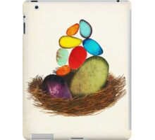 My Colorful Bird Babies iPad Case/Skin