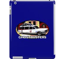 Ghostbusters - Ecto-1 iPad Case/Skin
