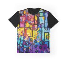 Lost papers and Urban Plans Graphic T-Shirt