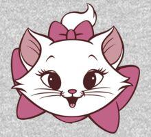 Lovely cat design Kids Tee
