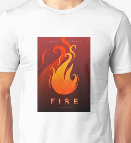 World of Shindana Fire Unisex T-Shirt