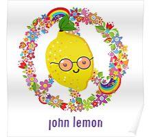 John Lemon Poster