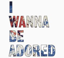 I Wanna Be Adored -The Stone Roses One Piece - Short Sleeve