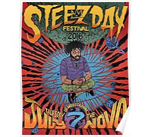 Steez Day 2016 Poster