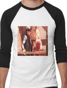 Once Upon A Time Captain Swan Men's Baseball ¾ T-Shirt