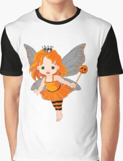 Cute cartoon fairy Graphic T-Shirt