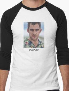 #LilKev - Lil Kev Shirt Men's Baseball ¾ T-Shirt