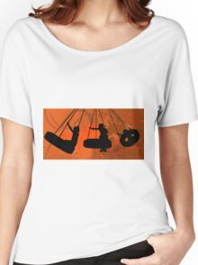 The Tire Swing 2011 Women's Relaxed Fit T-Shirt