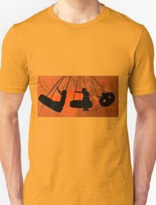 The Tire Swing 2011 Unisex T-Shirt