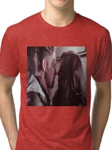 Once Upon A Time Outlaw Queen Tri-blend T-Shirt