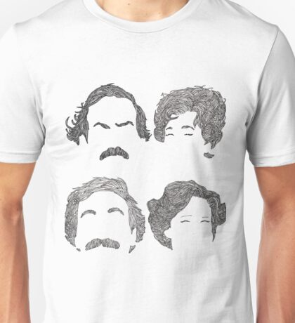 Fawlty Towers - Hairstyles Unisex T-Shirt
