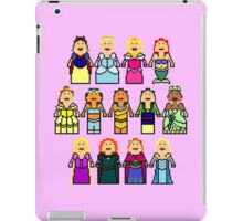 8-Bit Princesses iPad Case/Skin