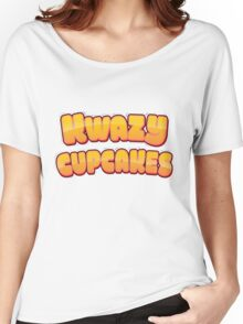 Kwazy Cupcakes Women's Relaxed Fit T-Shirt