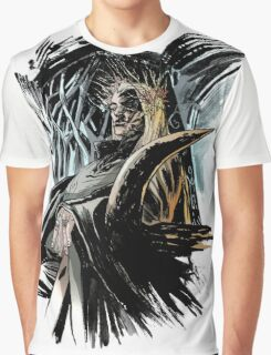 Elf King Graphic T-Shirt