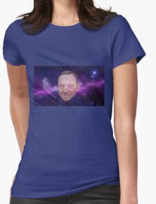 Spacey in Space - Florida Panthers Womens Fitted T-Shirt
