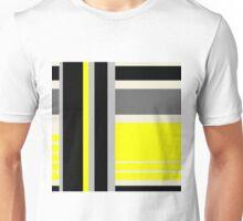 Art Yellow Unisex T-Shirt