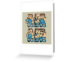 World Cup Soccer Team Greeting Card