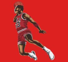 Michael Jordan One Piece - Short Sleeve
