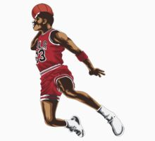 Michael Jordan One Piece - Long Sleeve