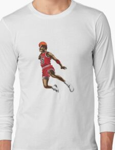 Michael Jordan Long Sleeve T-Shirt