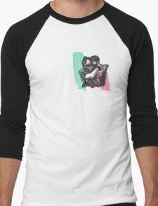 Aliens Exist Men's Baseball ¾ T-Shirt