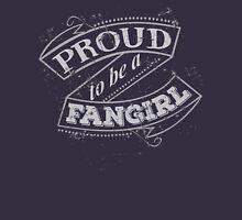 proud to be a fangirl Women's Tank Top