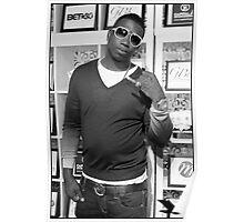 Trap God / Gucci Mane Poster