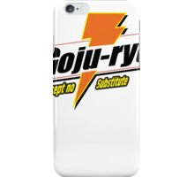 Goju Ryu iPhone Case/Skin