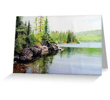 Unseen Beauty Greeting Card