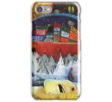 Radiohead album covers iPhone Case/Skin