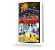 Radiohead album covers Greeting Card