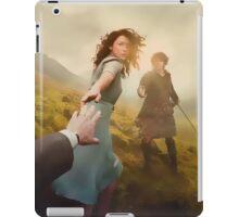 1945 Painted - Outlander  iPad Case/Skin