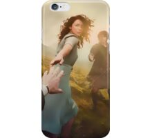 1945 Painted - Outlander  iPhone Case/Skin