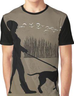 Walking the Dog 2012 Graphic T-Shirt