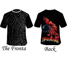 spider-man T-shirts Photographic Print
