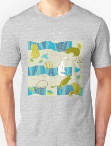 Cute cartoon pattern T-Shirt
